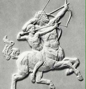 Sagittarius as the Sign of the Traveller